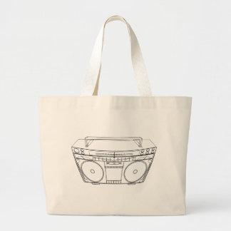 boombox grand sac