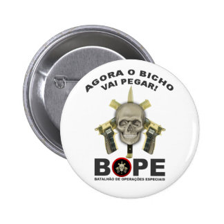 BOPE - Police brésilienne Badge