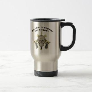 BOPE - Police brésilienne Mug De Voyage