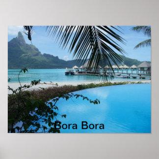 Bora Bora Affiches