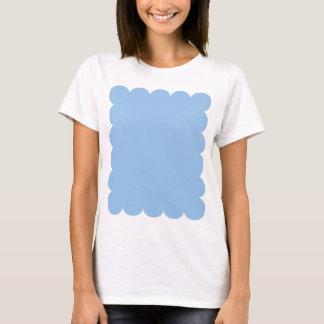 Bord B01 cranté par couleur bleue T-shirt