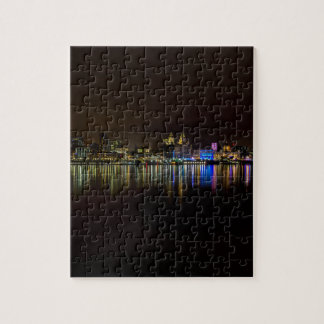 Bord de mer de Liverpool Puzzle