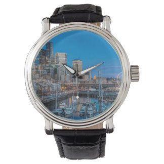 Bord de mer et du centre montres bracelet