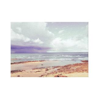 bord de mer. L'Andalousie.  L'Espagne Toiles