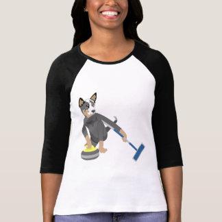 Bordage australien de chien de bétail t-shirt