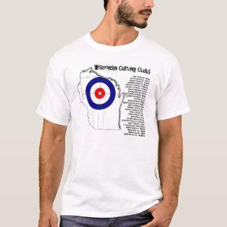 Bordage du Wisconsin T-shirt