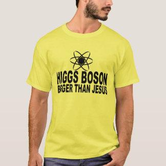 Boson de Higgs plus grand que des T-shirts de