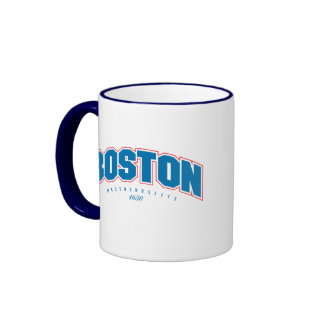 Boston 1630 mug ringer