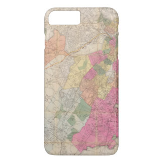 Boston 2 coque iPhone 7 plus
