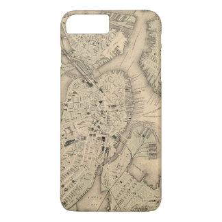 Boston 3 2 coque iPhone 7 plus
