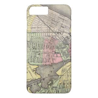 Boston 3 coque iPhone 7 plus
