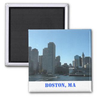 Boston, aimant de mA
