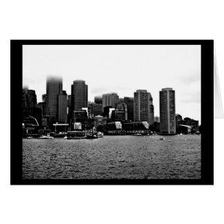 Boston Carte pour notes-Moderne Photography-11