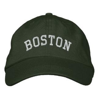 Boston Casquette Brodée