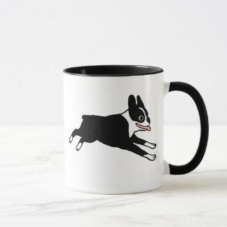 Boston fonctionnant Terrier Mug