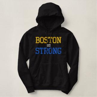 Boston fort sweat-shirt à capuche