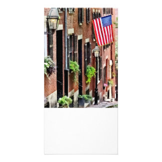 Boston mA - Rue de gland Cartes Avec Photo