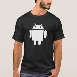 Bot androïde officiel t-shirt