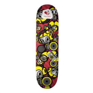 Bot de haut-parleur - type 1 de planche à plateaux de skate