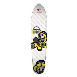 Bot de haut-parleur - type 3 de planche à skateboards personnalisables