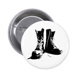 Bottes d'armée badges