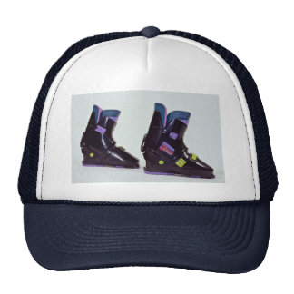 bottes de ski de s casquettes de camionneur
