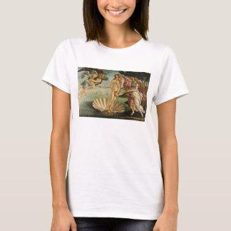 Botticelli la naissance du T-shirt de Vénus