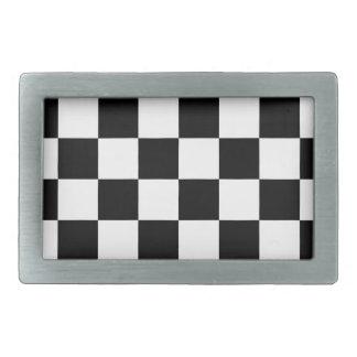 Boucle de ceinture Checkered d'emballage