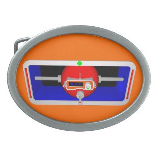 Boucle de ceinture de bourdon de sécurité