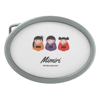 Boucle de ceinture de concepteurs : Mimiri