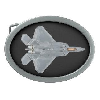 Boucle de ceinture de F-22 Raptor