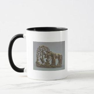 Boucle de ceinture, de la collection sibérienne de mug
