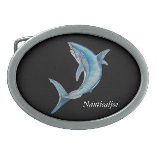 boucle de ceinture de requin de mako
