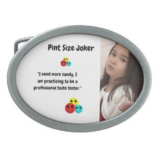 Boucle De Ceinture Ovale Conception de joker de taille de pinte : Appareil