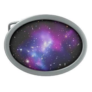 Boucle De Ceinture Ovale Photo d'espace extra-atmosphérique des IMPERS