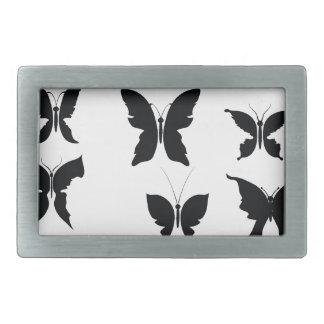 Boucle De Ceinture Rectangulaire 51Butterflies