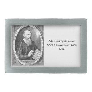 Boucle De Ceinture Rectangulaire Adam Gumpelzhaimer