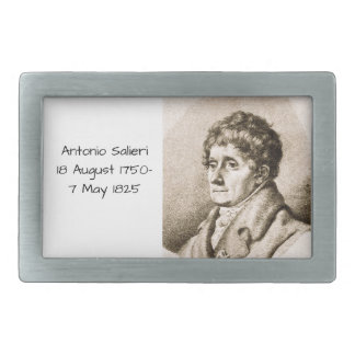 Boucle De Ceinture Rectangulaire Antonio Salieri