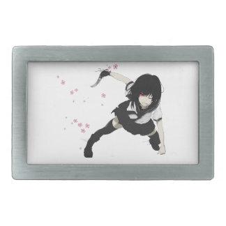 Boucle De Ceinture Rectangulaire assassin_girl_fnsh