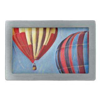 Boucle De Ceinture Rectangulaire Ballons colorés