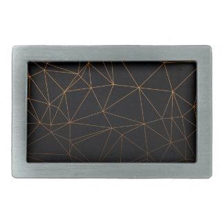 Boucle De Ceinture Rectangulaire beauty-01 noir