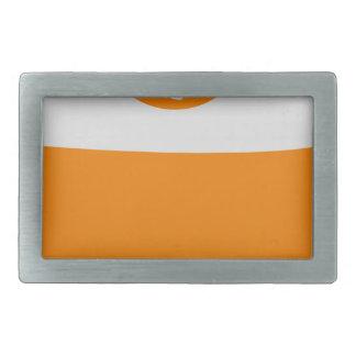 Boucle De Ceinture Rectangulaire Boîte à jus d'orange