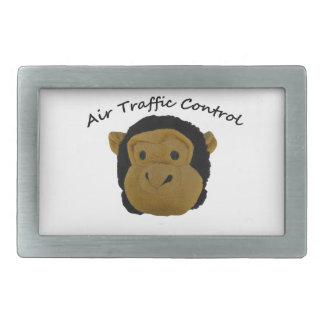Boucle De Ceinture Rectangulaire Cadeaux drôles de contrôle du trafic aérien