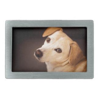 Boucle De Ceinture Rectangulaire chien