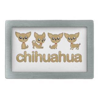 Boucle De Ceinture Rectangulaire Chiwawa