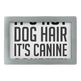 Boucle De Ceinture Rectangulaire Confettis canins