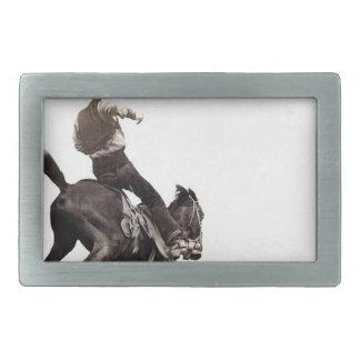 Boucle De Ceinture Rectangulaire Copie vintage de Bronco