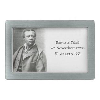 Boucle De Ceinture Rectangulaire Edmond Dédé