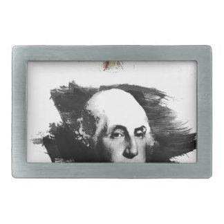 Boucle De Ceinture Rectangulaire George Washington