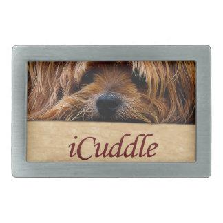 Boucle De Ceinture Rectangulaire iCuddle Yorkshire Terrier